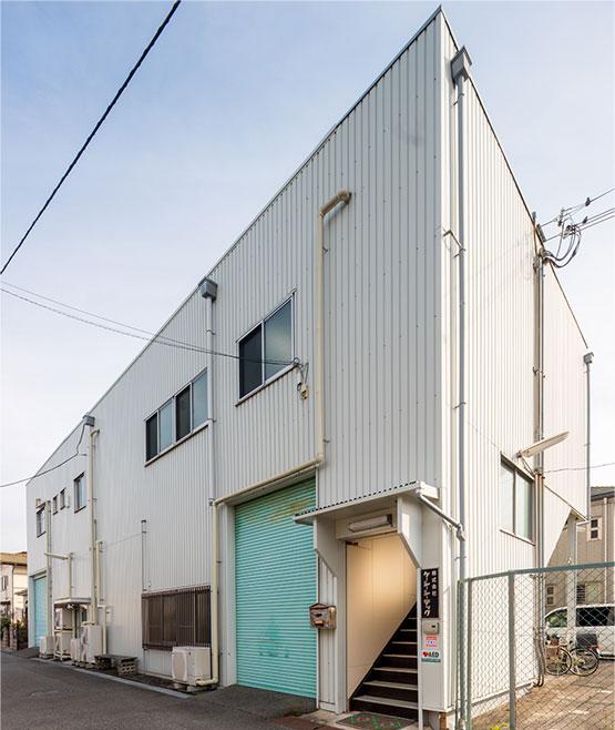 株式会社ケー・シー・シー・テック|神戸市西区の本社工場